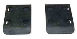Performance Accessories U Bolt Skid Plates performance accessories 2507